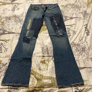 True Religion Distressed Jeans size 29